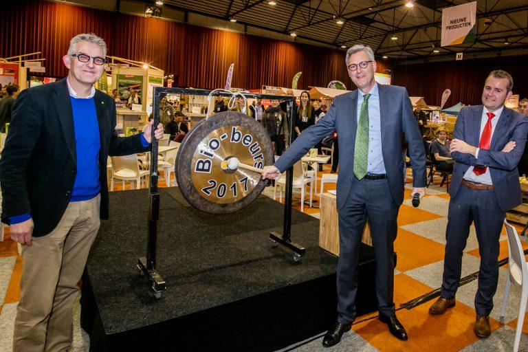 Derde editie Bio-beurs in IJsselhallen Zwolle groot succes door enorme groei