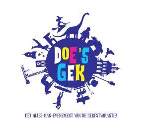 Doe's Gek logo