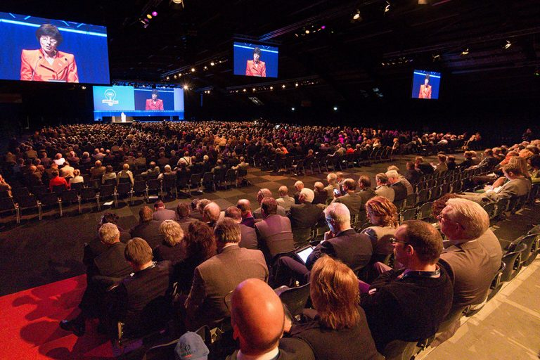 IJsselhallen host Nationaal Deltacongres