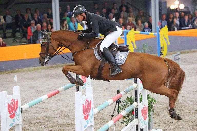 Springen voor het goede doel op Jumping Zwolle