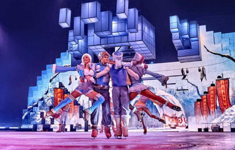 """'s Werelds populairste ijsshow Holiday on Ice na bijna 4 jaar terug naar Nederland met spectaculaire nieuwe show """"Supernova"""""""