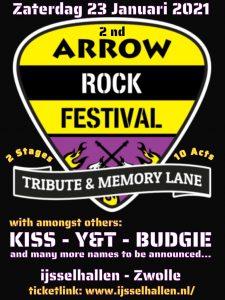 Arrow rock festival tribute